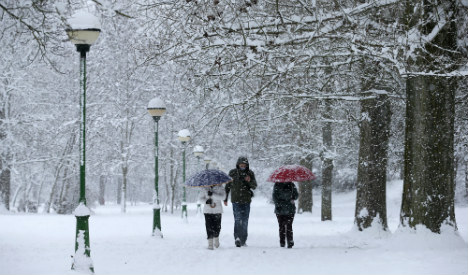 Central Spain records -25.C temperature and deep freeze after snowstormTravel And Tour World