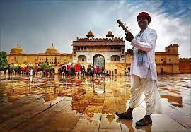 Rajasthan tourism aims of domestic tourists