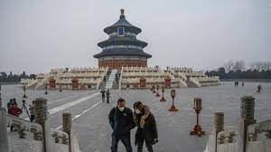 The tourism group of China sees a major rise in revenue